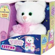 Мягкая игрушка Dream Makers Мишка Светик 26 см KFR01\M