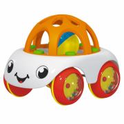 Машинка с погремушками Stellar Пончик 01929