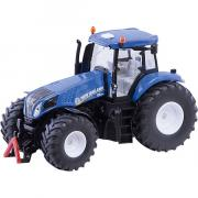 SIKU Трактор New Holland, синий (1:32), SIKU
