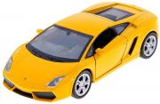 "Welly ""Lamborghini Gallardo"" - модель машины 1:34-39"