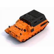 Машина Нордпласт Вездеход Геолог с кунгом Н-234