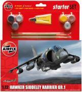 Airfix Авиамодель Hawker Harrier GR1