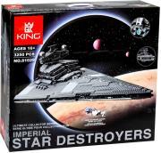 Имперский звёздный разрушитель 3250 деталей (Звездные войны King 81029)