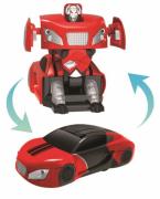 Робот-трансформер Пламенный мотор Пламенный мотор Антигравитационная машина-робот на радиоуправлении 870436 красный