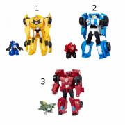 Игрушка Hasbro Трансформеры: Роботы под прикрытием - Гирхэд-Комбайнер C0653