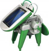 Робот трансформер 6 в 1 на солнечных батареях