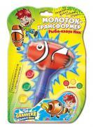 Молоток-трансформер Grabberz. Рыба-клоун Ник