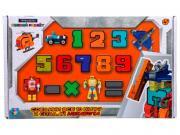 Робот 1Toy Трансботы Боевой расчет T16428