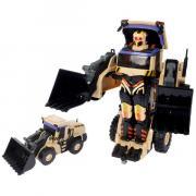 Робот 1 Toy трансформируется в экскаватор со светом и звуком 47 см Т10600