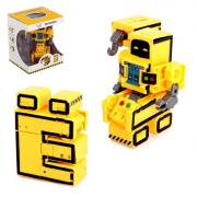 Робот-трансформер «Буква Ё»