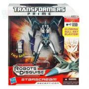 Трансформер «Starscream», класс Robots In Disguise Voyager, из серии «Transformers Prime»