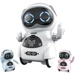 Jiabaile Робот свет, звук, голосовые команды (на англ. языке)