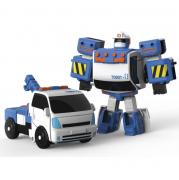 Трансформер Tobot Mini Zero (Синий)