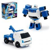 Woow toys Робот-трансформер Эвакуатор