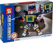 Робот-трансформер: «Soundwave» 2in1 из 462 деталей SY 6487, конструктор из серии Роботы, Креатор