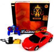 SHANTOU Машина-трансформер р/у X-Men - Робот (на аккум., свет) [B1631132]