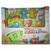 Железная дорога Shenzhen Toys для малышей65123
