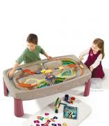 Столик для игр с водой Дорога над каньоном Step 2