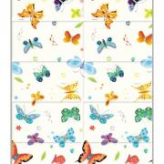 Коврик Funnylon 140х200х1 Butterfly World 140х200х1