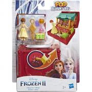 Hasbro Disney Frozen Холодное сердце 2 E6545/E7080 Шкатулка Деревня