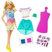 Mattel Barbie & Crayola Модные наряды FRP05