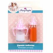 Набор аксессуаров для куклы Mary Poppins Уроки заботы 2 предмета 452139