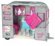 Жилой автоприцеп детский игрушечный трейлер для куклы 46 см Our Generation 11566