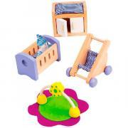 Мебель для домика Hape E3459_HP Комната для малыша