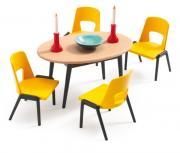 Мебель для кукольного дома Столовая DJECO 07820/