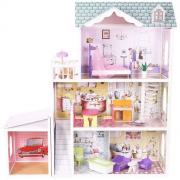 Кукольный домик Edufun с мебелью (116,5*42*23,5) EF4108