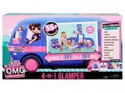 Кукольный домик LOL OMG 2-in-1 New Theme 569459