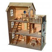 ECO дом для маленьких кукол (48 см.)