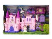 Замок Принцессы складой, 2 фигурки и карета SG-2979