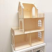 Кукольный домик для Барби или Монстр Хай серия Лайт (98 см.)