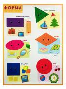 Интерактивный плакат Мозаика-Синтез Форма