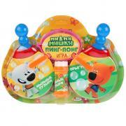 Набор для пускания мыльных пузырей Играем Вместе Ми-Ми-Мишки Прыгунцы