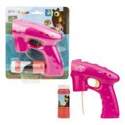 Мыльные пузыри Маша и Медведь, пистолет, световые эффекты, 60 мл