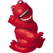 1TOY Супер Стрейчеры Стикизавр, 11см, красная Т18660