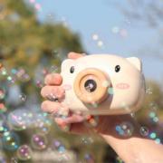 Камера с мыльными пузырями (Коричневая)