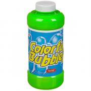 Мыльный раствор для радужных пузырей, банка 480 мл, 16х6,5,х6,5 см, арт. 754.