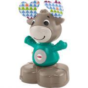 Интерактивная игрушка Mattel Fisher-Price Музыкальный Лось GJB21