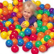 Мячи для игровых центров intex 49602, 6,5см,100шт