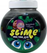 """Slime """"Mega Mix"""", черный + зеленый"""