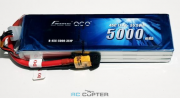 3S (11.1V): АКБ Gens Ace 5000mAh 11.1V 45C 3S1P Lipo Battery Pack XT60