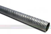 Карбоновые трубки: Карбоновая трубка 3K 30x26x1000