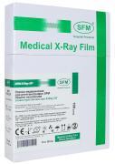Рентгенплёнка SFM X-Ray GF 13х18 (зелёночувствительная)