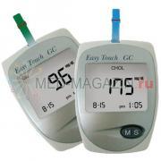 Bioptik Technology Портативный анализатор глюкозы и холестерина EasyTouch GC