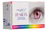 OKVision™ FUSION FANCY. Red Yellow Cyr . 00.00 R=8.6