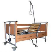 Кровать медицинская подростковая с электроприводом для лежачих больных Elbur PB 326j