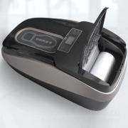 Бахилонадеватель СтэКо автоматический, серебристый